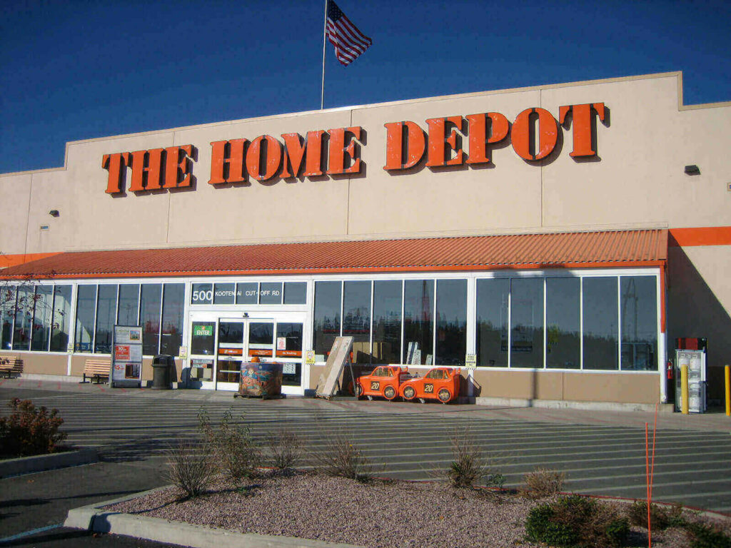 Does Home Depot Allow Dogs Inside